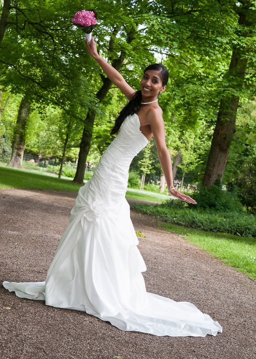 lose weight before the wedding
