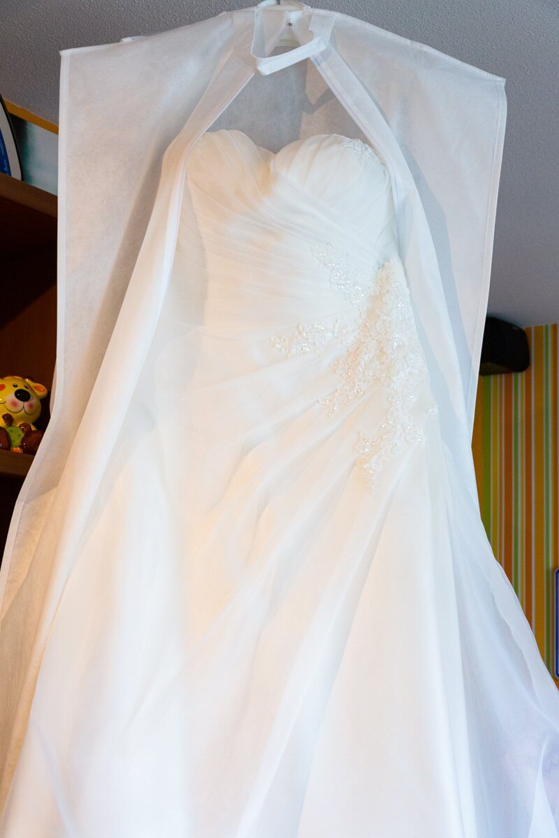 Why a white wedding dress?