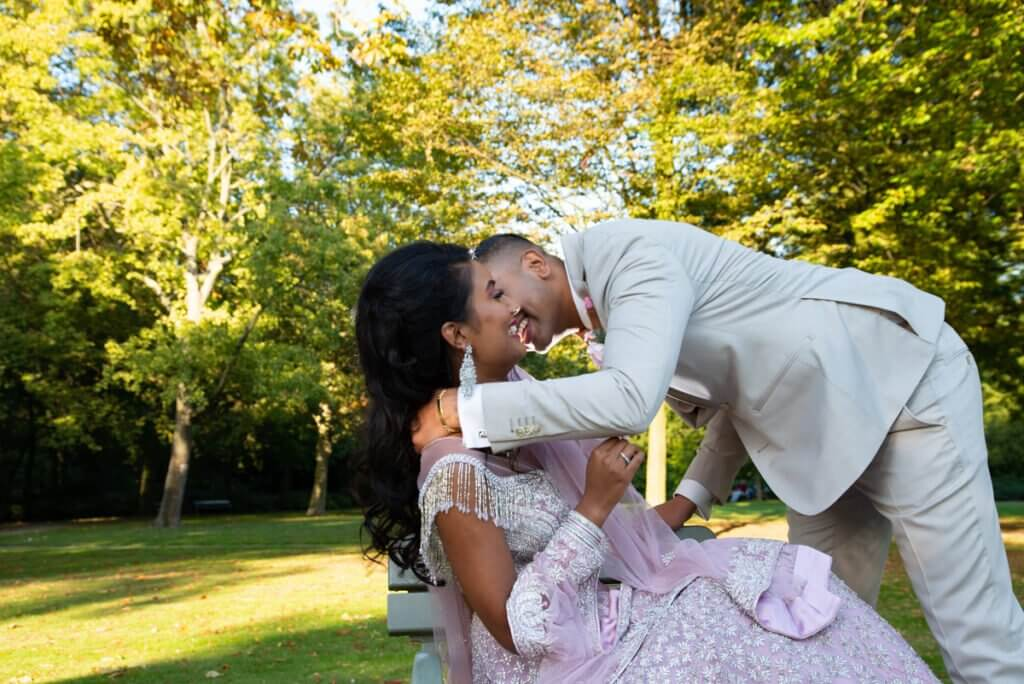 Wanneer kun je het beste trouwfoto's maken?
