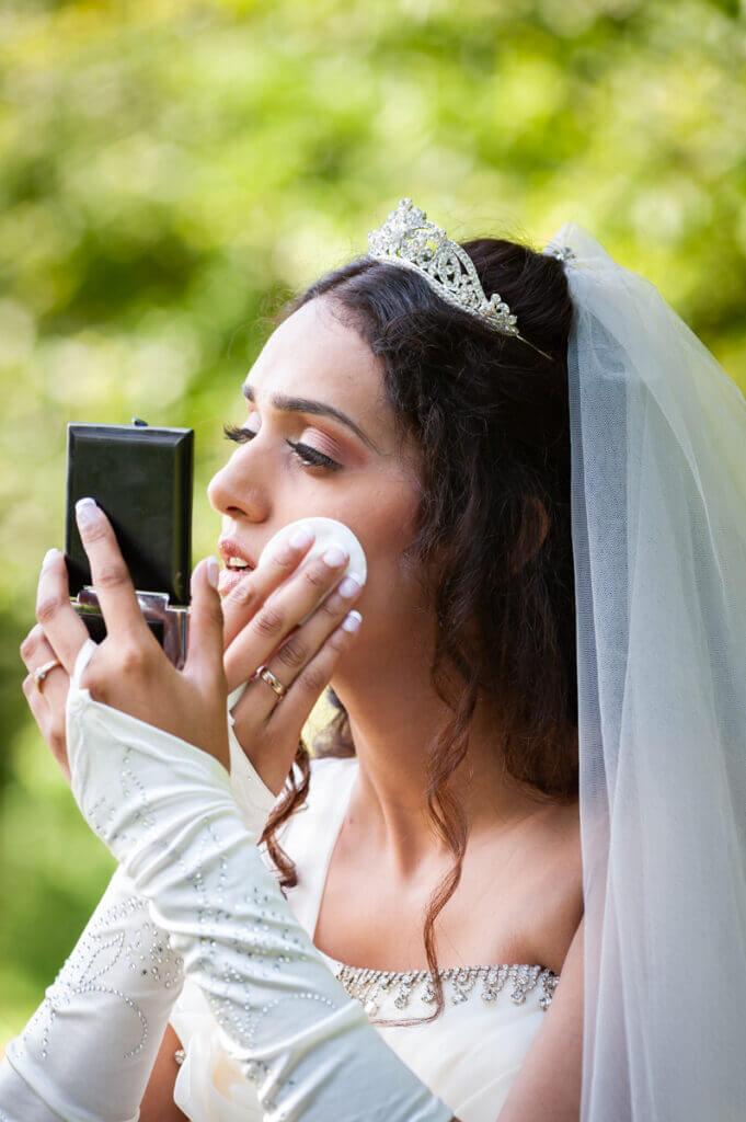 bruidsmake-up voor een awesome look