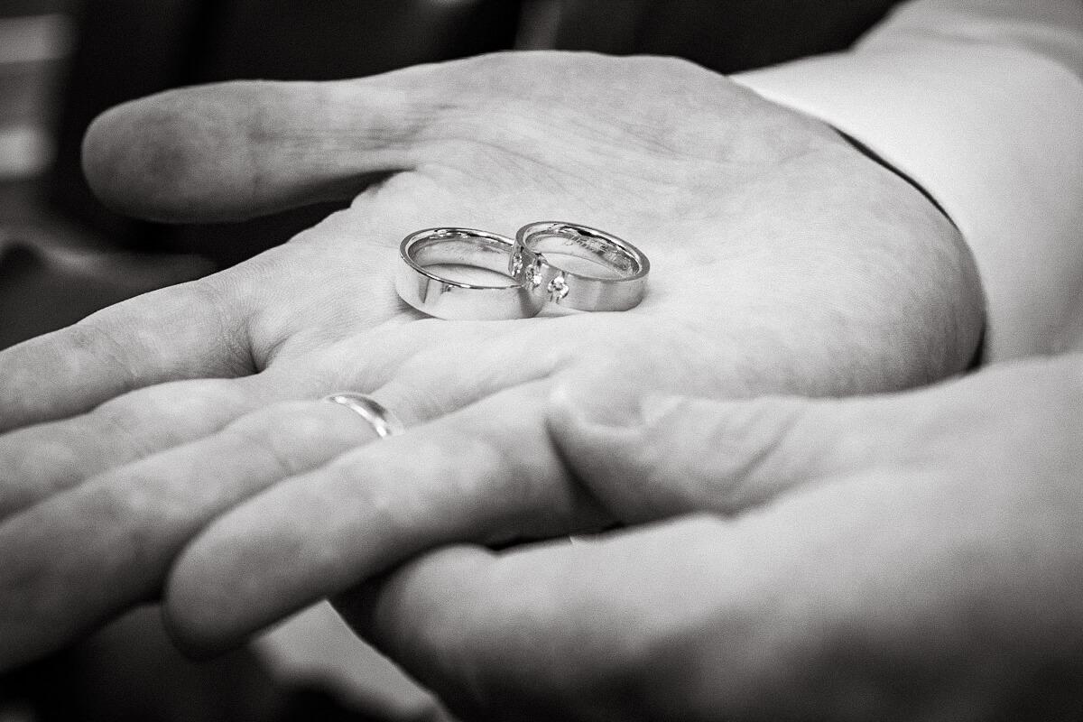 kleine details bij een bruiloft