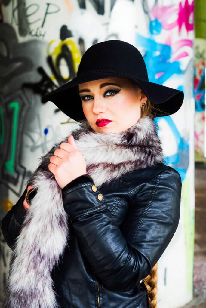 model en fashion shoot den haag